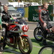 "Fester Termin für Freunde klassischer Motorräder: Beim Classic Grand Prix auf dem Schleizer Dreieck starten Old- und Youngtimer in vielen verschiedenen Klassen - mit von der Partie beim tradionsreichen Treffen sind auch Rennen der IHRO, der offenen Serie ""Grab the Flag"" und Seitenwagen-Rennen. --- Regular date for friends of classic bikes: At the Classic Grand Prix on Schleizer Dreieck old- and youngtimers are starting in several classes - an traditional meeting in midyear, complemented by series of IHRO and ""Grab the Flag"" and sidecar-races."